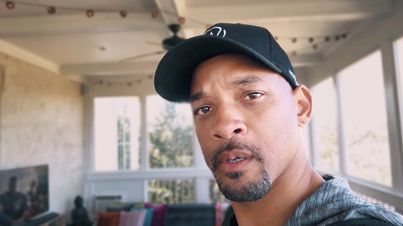 When You Challenge Will Smith To Bungee Jump From A Helicopter And HE RESPONDS