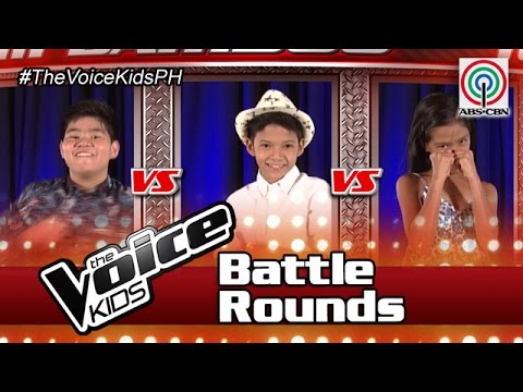 "The Voice Kids Philippines Battle Rounds 2016: ""I Won't Give Up"" by Hans, Justin & Mai-Mai"