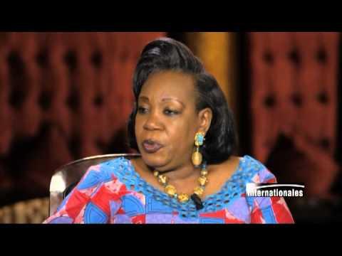 Catherine Samba-Panza sur TV5MONDE : Respecter le délai électoral de février 2015