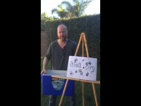Joss Whedon's ALS Ice Bucket Challenge