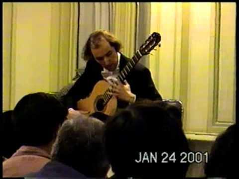 The Firebird:Suite Igor Stravinsky( Yamashita) Antonio Rioseco Guitar