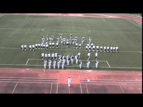 Festival Colegio San Sebastián 2015 Banda de Guerra