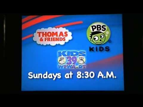 PBS Kids Promo: Thomas & Friends (2011 WFWA-DT1)