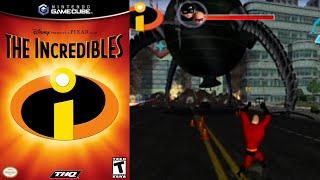The Incredibles [13] GameCube Longplay