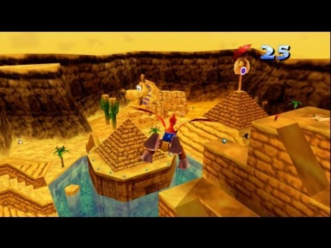 Let's Play Banjo-Kazooie Part 7