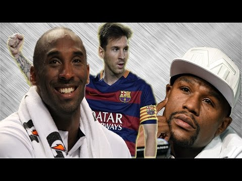 Top 10 Richest Athletes in The World 2016