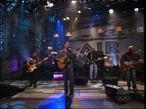 Dave Matthews and Friends - Save Me + Interview (live @ leno 2004)