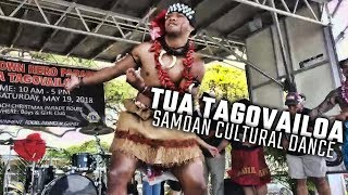 Watch Tua Tagovailoa perform a traditional Samoan dance