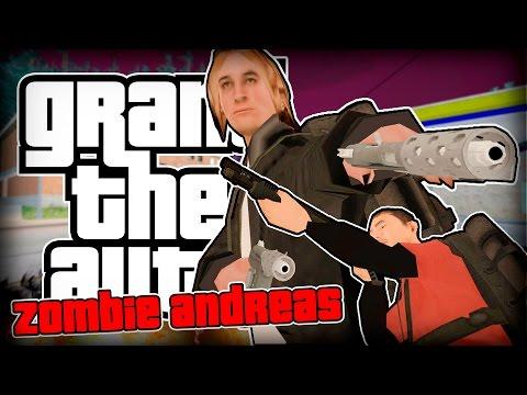 Zombie Andreas 4.0 - ДЖЕЙМС: *ТАААААААНК!*