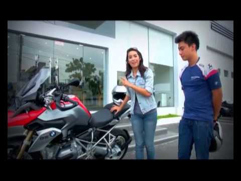 รายการ Men In Garage (BMW Big Bike)
