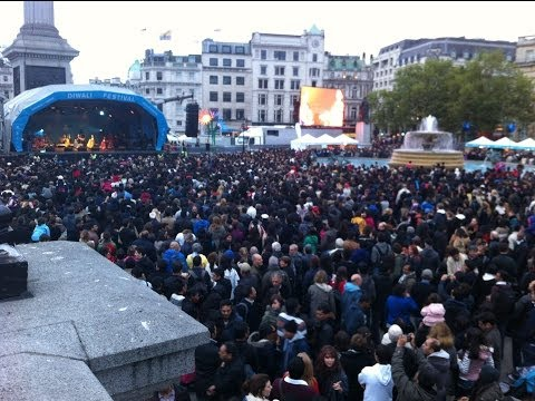 Mayor Of London Diwali Festival 2013 video