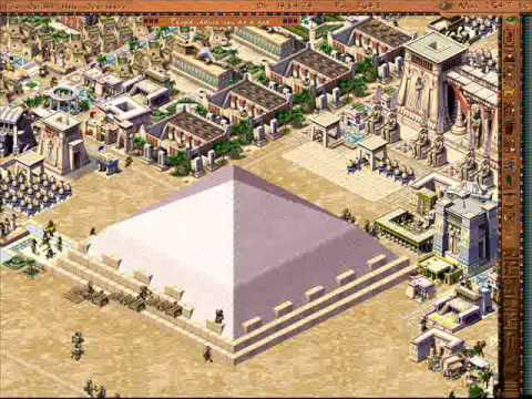 Egypt City Building Game