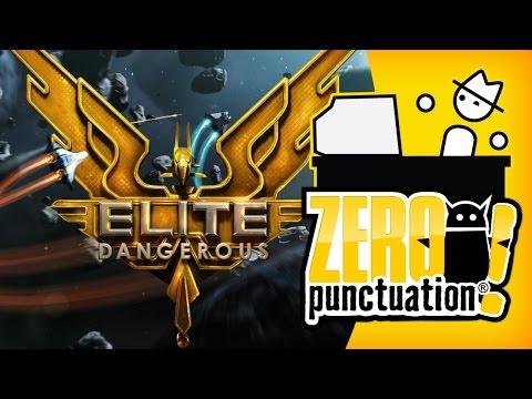 Elite: Dangerous - Space Truckin' (Zero Punctuation)