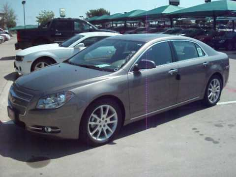2010 Chevrolet Malibu Ltz Start Up Exterior Interior