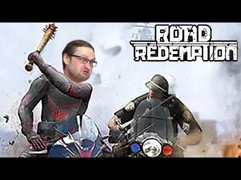 МЕСИВО ИЗ ПРОШЛОГО ► Road Redemption
