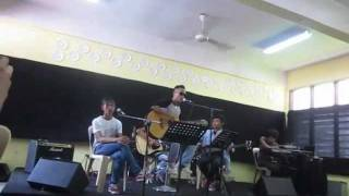 Aku Perlu Kamu - Half Breath (Ekhwan) & Friends Smk Sijangkang Jaya