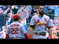 Matt Carpenter and Mike Matheny get ejected in the 7th