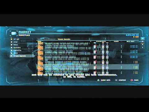 Dust 514 Open Beta Gameplay part 1