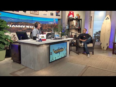Landon Donovan on The Dan Patrick Show (Part 1) 8/5/15