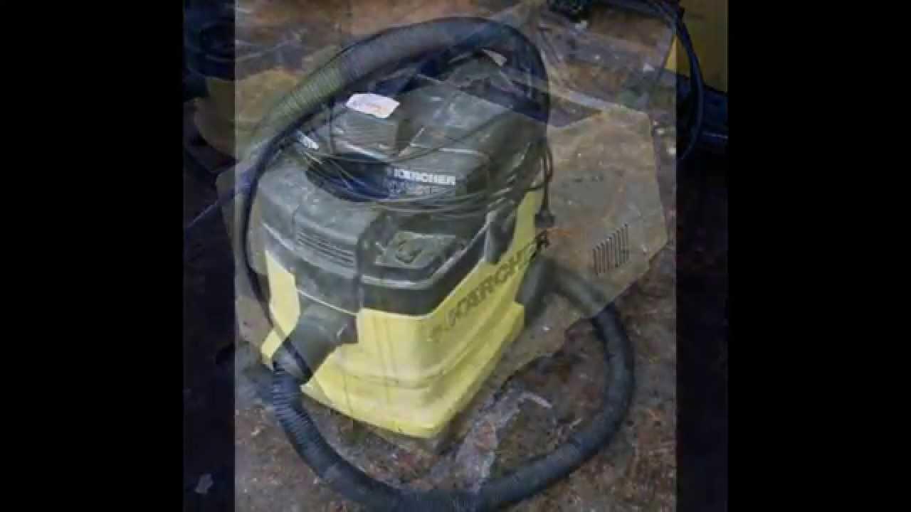 Kärcher BD 530 BAT HDS 550C NT 351 ECO HD1050B HDS 895S