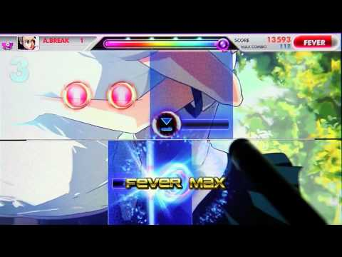 Dj Max Technika Tune: First Kiss (pop) Gameplay video
