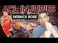 Lagu Derrick Rose ACL Injury   Doctor Explains Why FORM Matters!