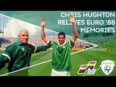 INTERVIEW | Chris Hughton relives Euro '88 memories