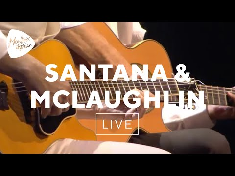Santana & McLaughlin - Naima (Live at Montreux 2011)
