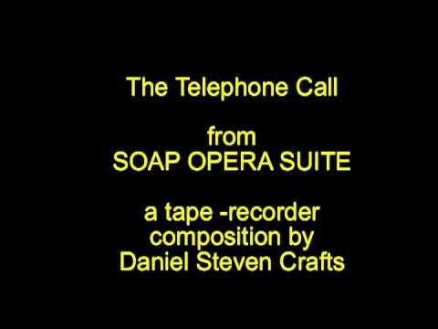 Daniel Steven Crafts Soap Opera Suite Snake Oil Symphony