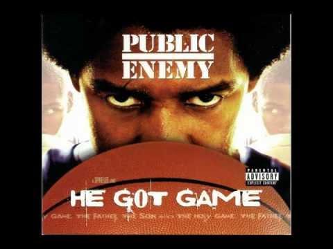 Public Enemy - Game Face