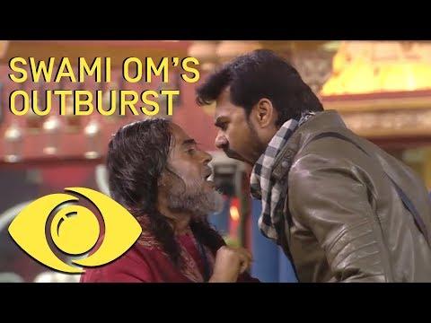 Swami Om's Shocking Outburst - Bigg Boss India - Big Brother Universe thumbnail