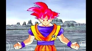 Dragon Ball Z TTT Mod # 8 - Android Gameplay HD