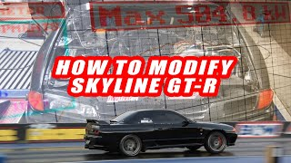 How to build a 10-second Skyline GT-R