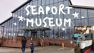 Seattle-Tacoma Museum Tour-Seaport Museum