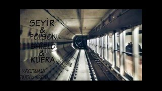 Seyir & Kuera & Poison Shield - Arenatype (2016) ®