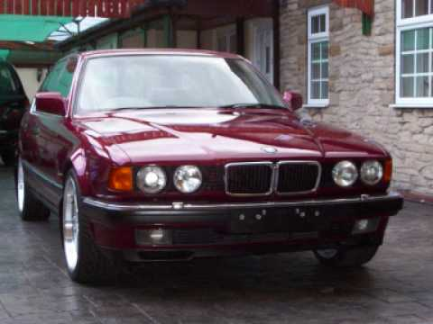 1992 bmw 740i e32 related infomation specifications. Black Bedroom Furniture Sets. Home Design Ideas