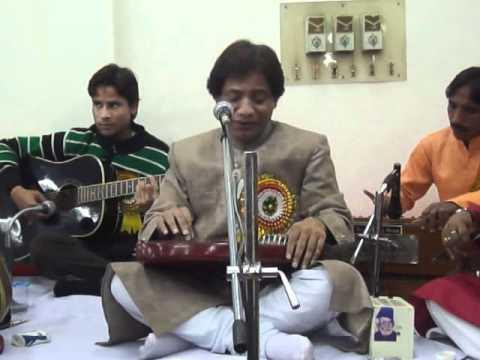 Ustaad Anis Ahmed Khan-Muddat Hui Hai Yaar Ko Mehmaan Kiye Hue...