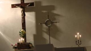 Adoration of the Blessed Sacrament - Inner Healing @ No Apologies Camp