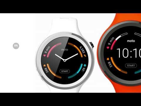 Motorola Moto360 Sport Smart Watch Review   Dernier smartwatch de Motorola   Revue complète