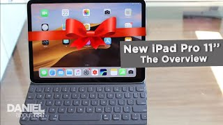 New iPad Pro 11'' - The Overview