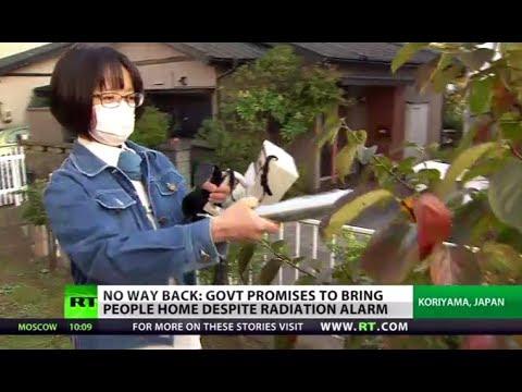 No-Go Zone: Govt lets people home despite Fukushima radiation alarm