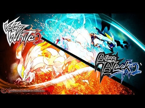 Pokemon Blaze Black 2 and Volt White 2 ROMs & Emulator Download