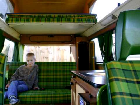 """Our VW Bus """"Sweet Pickles"""" - YouTube"""
