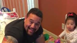 Funny Videos | Laughter Challenge | Baby V/s Dads | Cute Baby | Naughty Kids