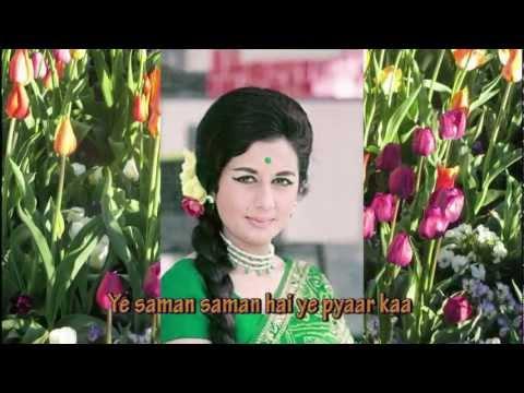 Ye Sama Sama Hai Ye Pyar Ka - Jab Jab Phool Khile Instrumental...