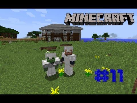 Minecraft Хардкор #11