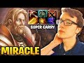 MIRACLE OMNIKNIGHT CARRY - CAN HE CARRY HIS TEAM ?