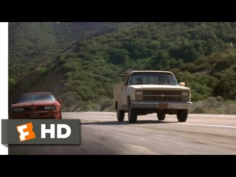 Breakdown (7/8) Movie CLIP - Truck Chase (1997) HD