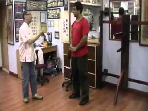 WING TSUN LEUNG TING INTERVIEW IN HONGKONG PART 3