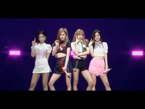 BLACKPINK In MANILA FULL CONCERT VIDEO (In Your Area World Tour 2019)